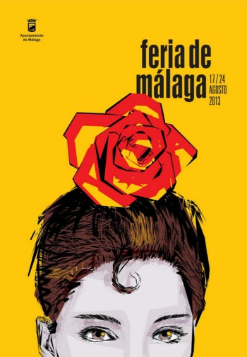cartel-feria-de-malaga-2013