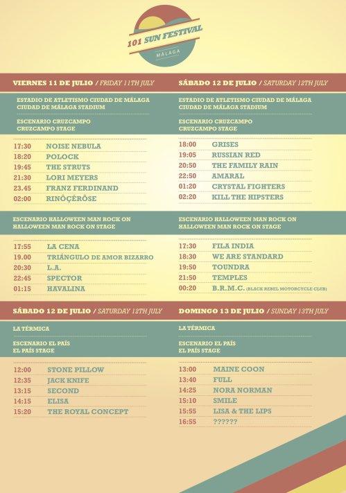 horarios101festival